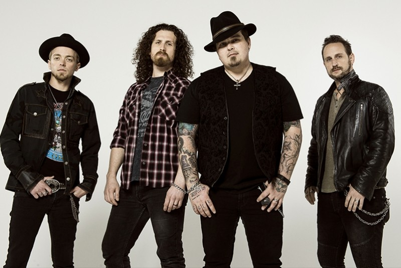Black Stone Cherry Brazil Tour 2020