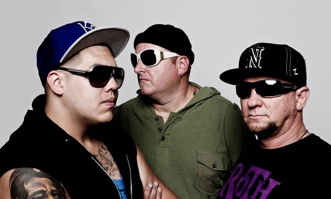 Sublime with Rome + CMP 22 + Raimundos